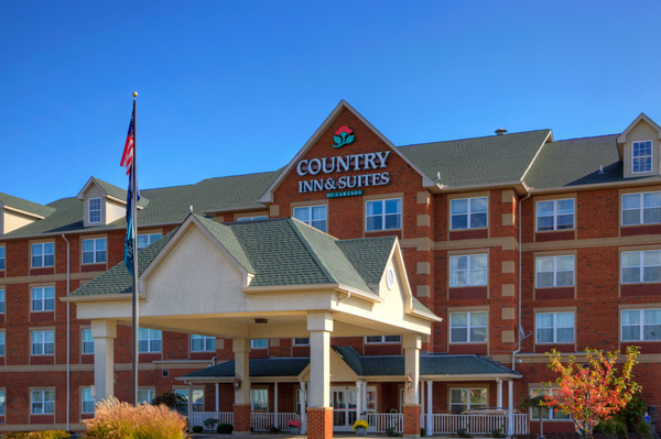 Country Inn & Suites - Cincinnati Airport